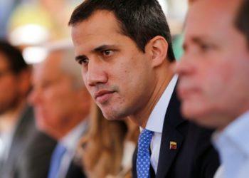 Eurocámara Parlamento Juan Guaidó
