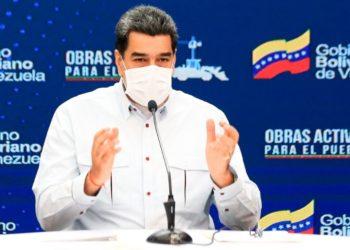 Nicolás Maduro Ley Antibloqueo
