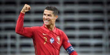 Cristiano Ronaldo y 100 goles
