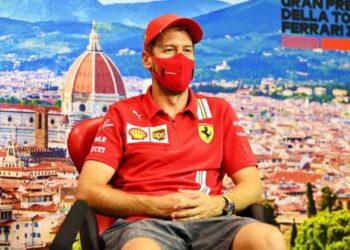 Sebastian Vettel y Aston Martin