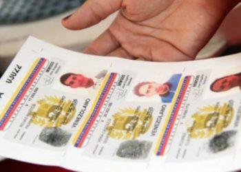 documentos de identificación