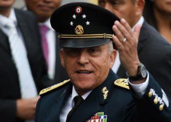 General Cienfuegos y DEA