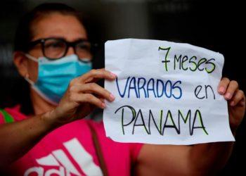 venezolanos varados panamá