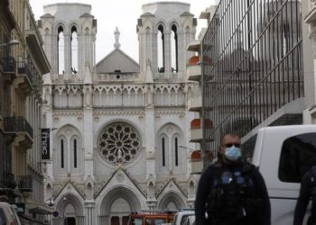 Ataque terrorista y Francia