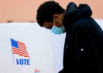 Voto jóvenes Estados Unidos
