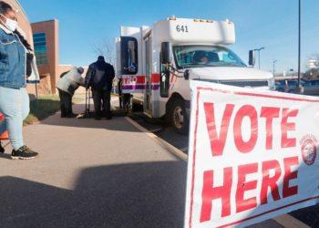 Voto hispano EEUU