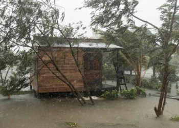 Huracán Eta Nicaragua