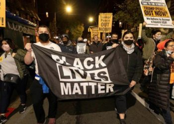 Washington y protestas