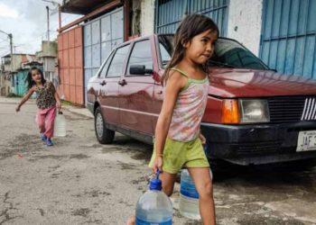 World Vision niños venezolanos