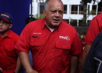Diosdado Cabello y JBS