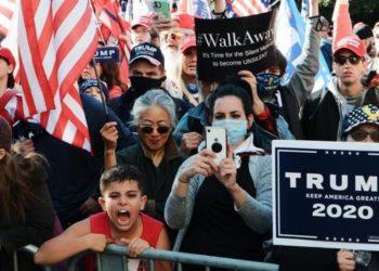 Estados Unidos y democracia