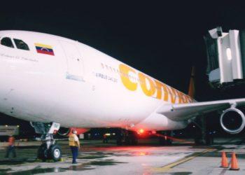 Venezuela Ecuador vuelos repatriación