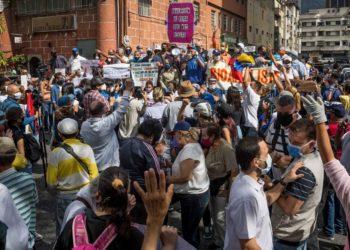 España crisis humanitaria venezuela