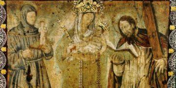 Virgen de Chiquinquirá Chinita