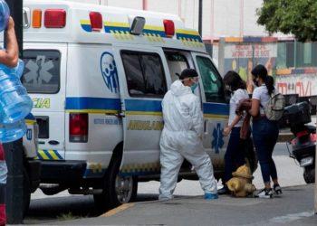Venezuela 100.000 coronavirus