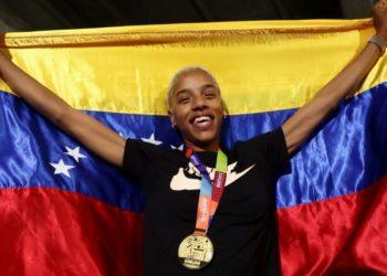 Yulimar atleta femenino