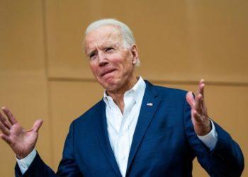 Presidente electo y Joe Biden