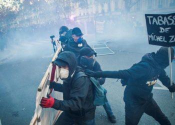 Violencia en Francia