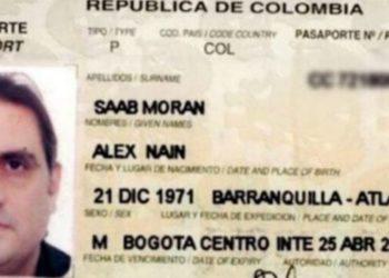 Álex Saab extradición