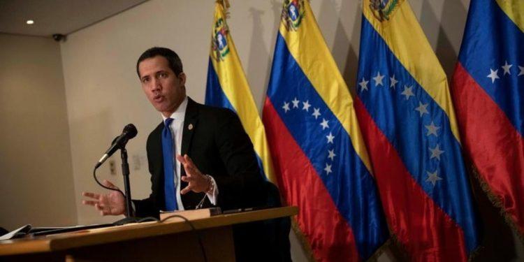 Juan Guaidó y fraude electoral