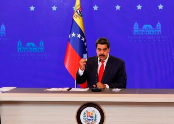 Maduro centro electoral