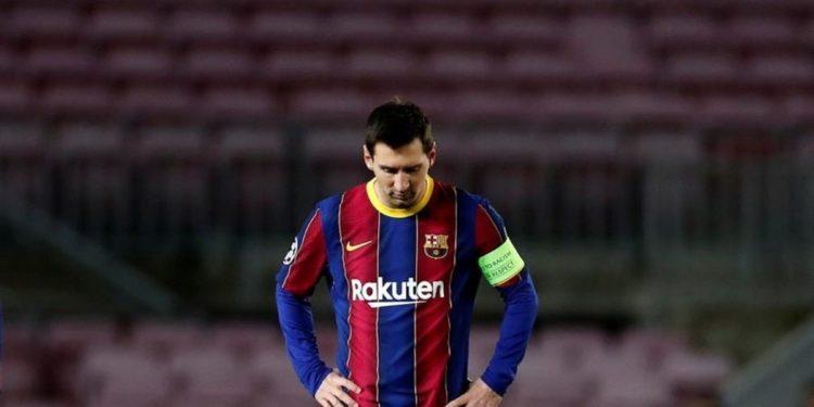 Juventus golea al Barcelona