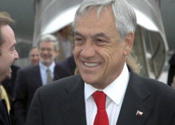 Aprobación Sebastián Piñera