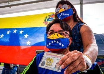 participación Consulta Popular TPS venezolanos