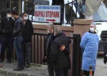 Fallecen pacientes en cuidados intensivos por explosión en hospital en Turquía