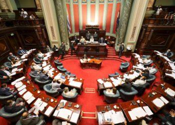 Uruguay parlamento