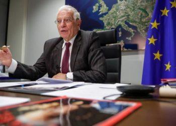 Unión Europea y Guaidó