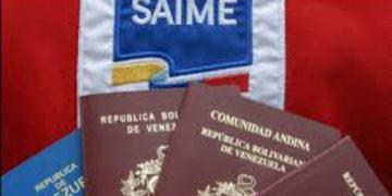 pasaportes vencidos