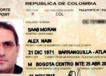 cartas Venezuela Álex Saab