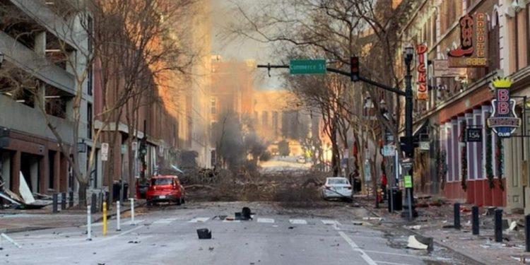Carro bomba y Nashville