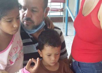 16 menores venezolanos Trinidad