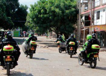 Colombia reforzó seguridad en la frontera este pasado 25 de diciembre. Foto: EFE