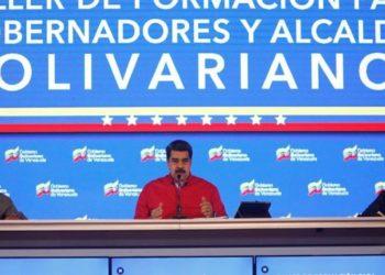 Maduro- Leopoldo López