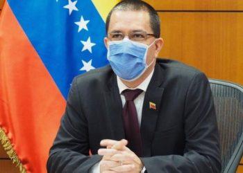 Arreaza acusó a EE.UU.