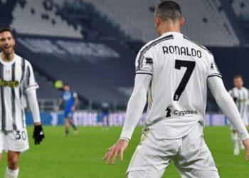 Cristiano Ronaldo y Pelé