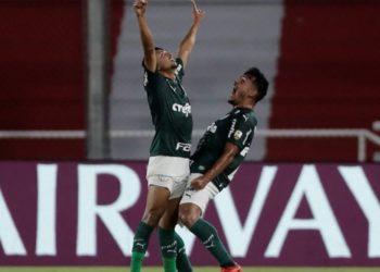 Palmeiras golea a River Plate