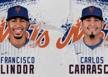 Mets y Carlos Carrasco