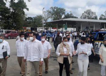 Venezolanos y asilo político