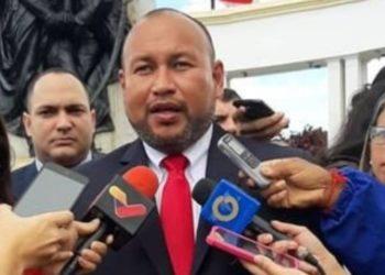 Alcalde venezolano COVID-19