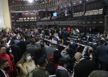órdenes de arresto contra exdiputados
