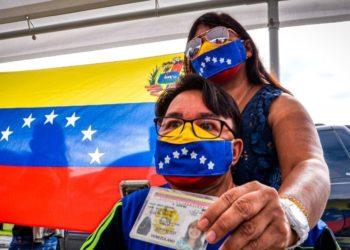 Embajada EE.UU. censo venezolanos