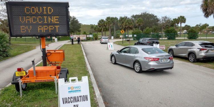 vacuna Florida