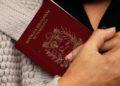 Pasaporte venezolano visa