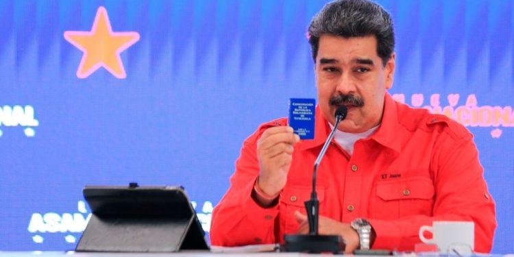 Maduro invita UE regionales
