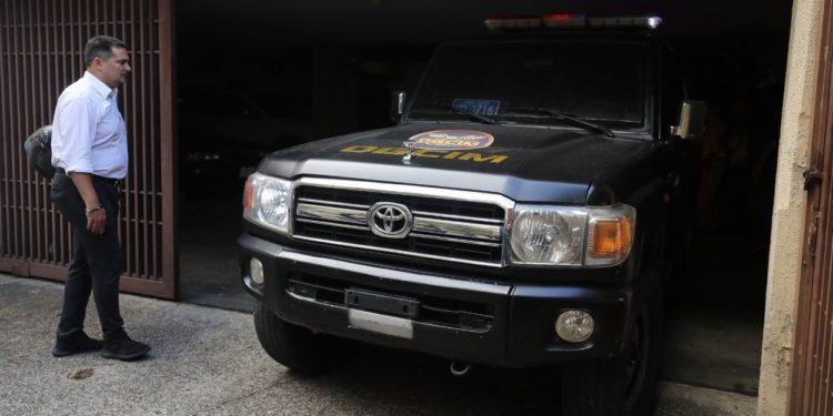 Dgcim mantiene detenido a De La Sotta