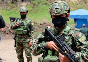 Militares Ecuador